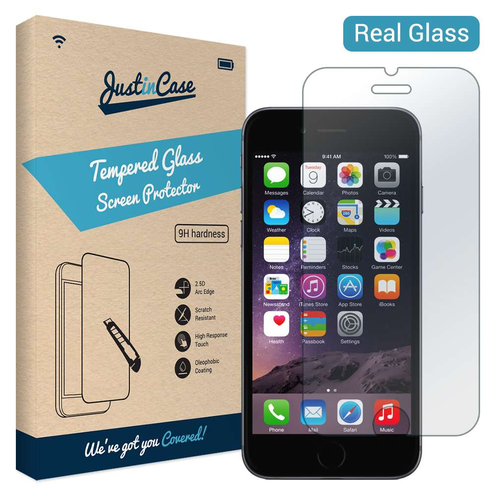 Just in Case Tempered Glass Apple iPhone 6 / 6s
