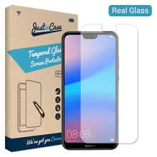 Load image into Gallery viewer, Just in Case Tempered Glass Huawei Mate 20 Lite