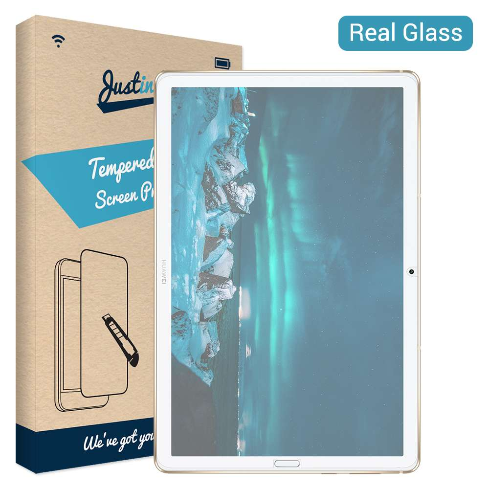 Just in Case Tempered Glass Huawei MediaPad M6 10.8