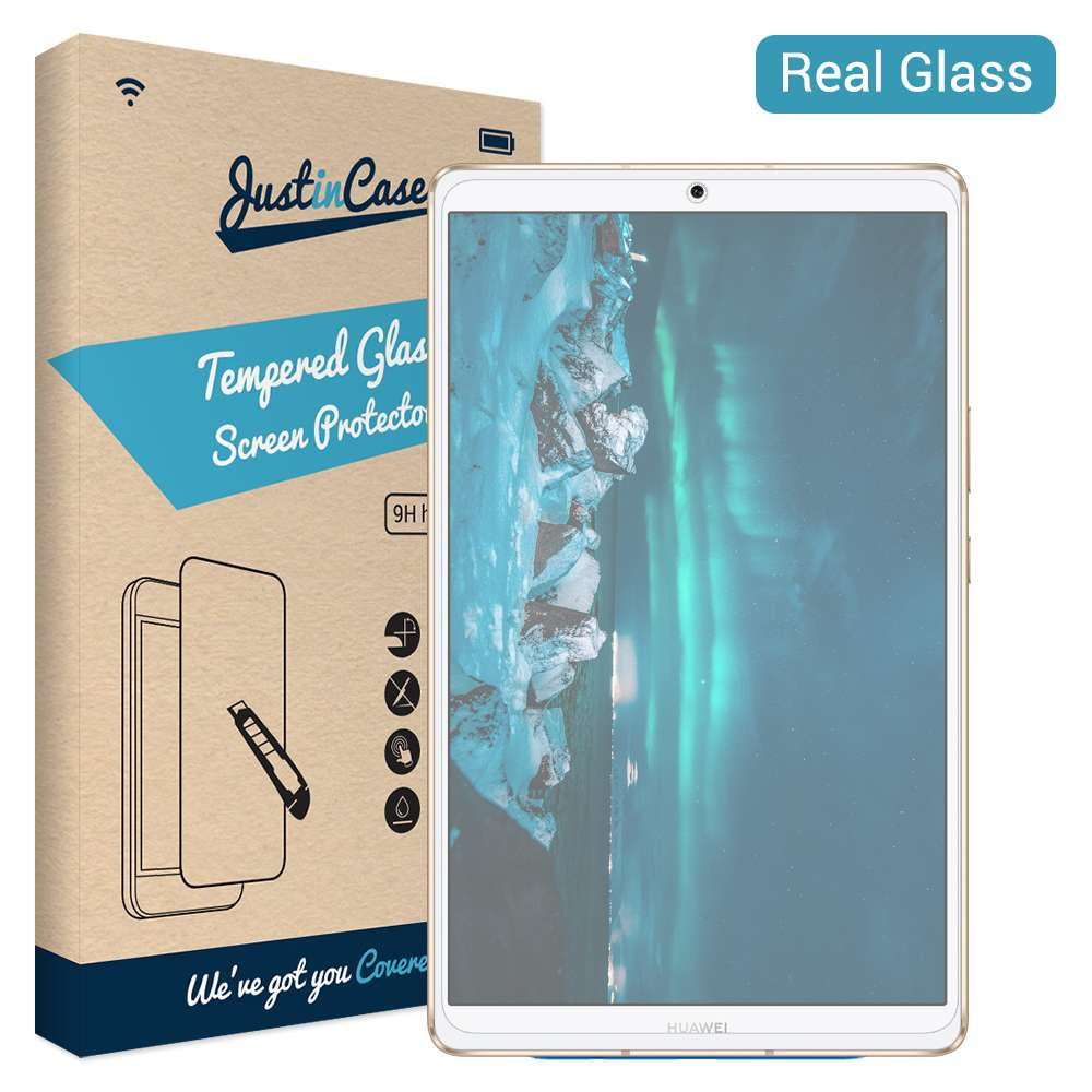 Just in Case Tempered Glass Huawei MediaPad M6 8.4