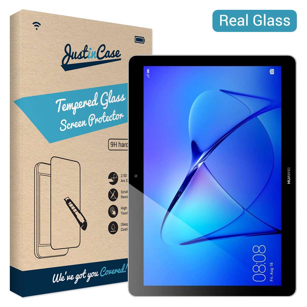 Just in Case Tempered Glass Huawei MediaPad T3 10