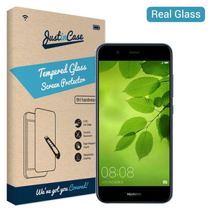 Just in Case Tempered Glass Huawei Nova 2