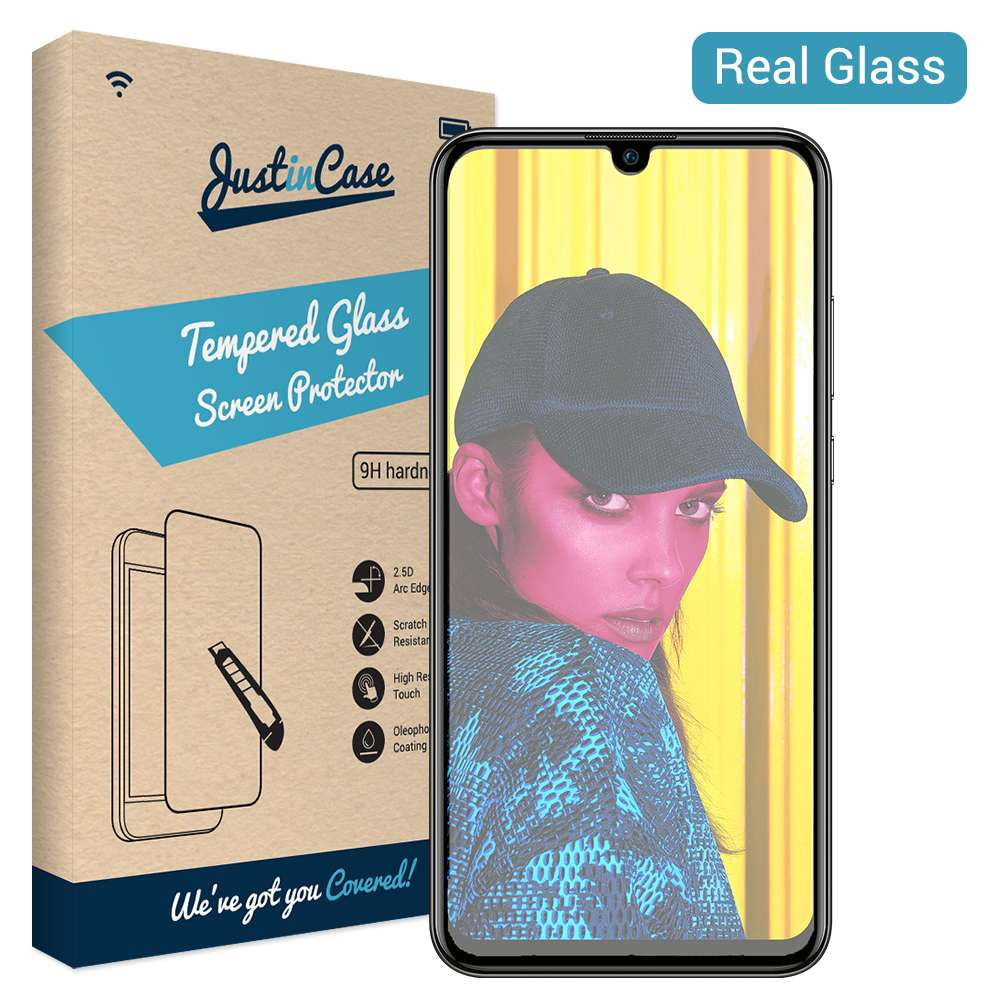 Just in Case Tempered Glass Huawei P Smart 2019