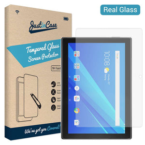 Just in Case Tempered Glass Lenovo Tab 4 10