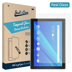 Just in Case Tempered Glass Lenovo Tab 4 10 Plus
