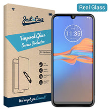 Load image into Gallery viewer, Just in Case Tempered Glass Motorola Moto E6 Plus
