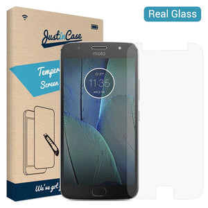 Just in Case Tempered Glass Motorola Moto G5S
