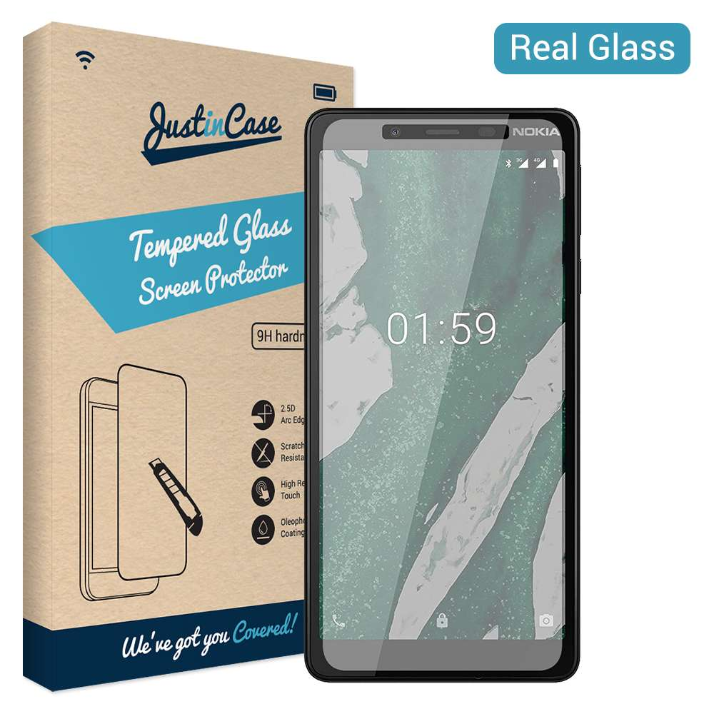 Just in Case Tempered Glass Nokia 1 Plus