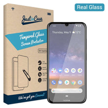 Load image into Gallery viewer, Just in Case Tempered Glass Nokia 2.2