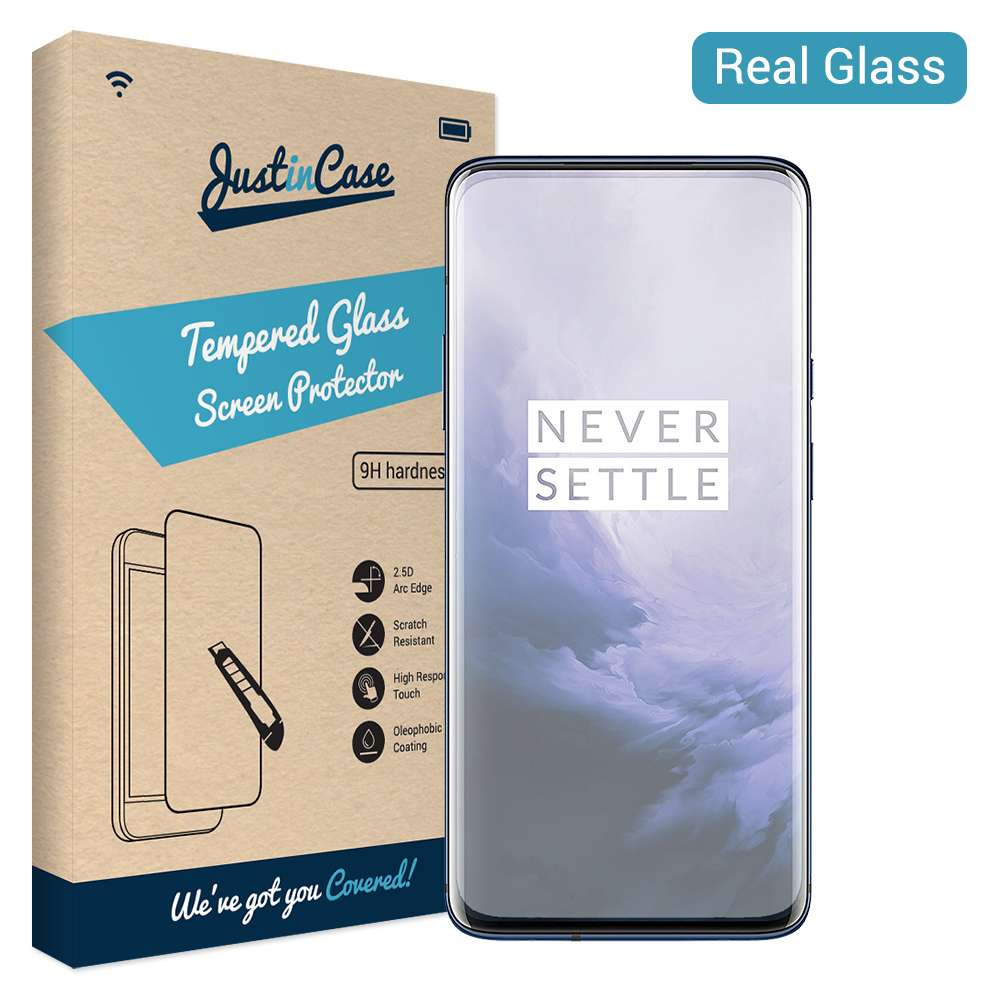 Just in Case Tempered Glass OnePlus 7 Pro / 7T Pro