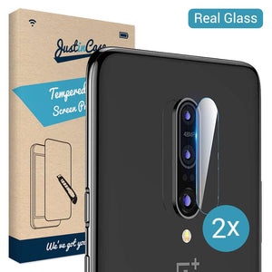 Just in Case Tempered Glass Oneplus 7 Pro Camera Lens 2 stuks