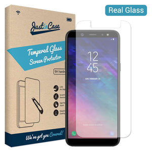 Just in Case Tempered Glass Samsung Galaxy A6 (2018)