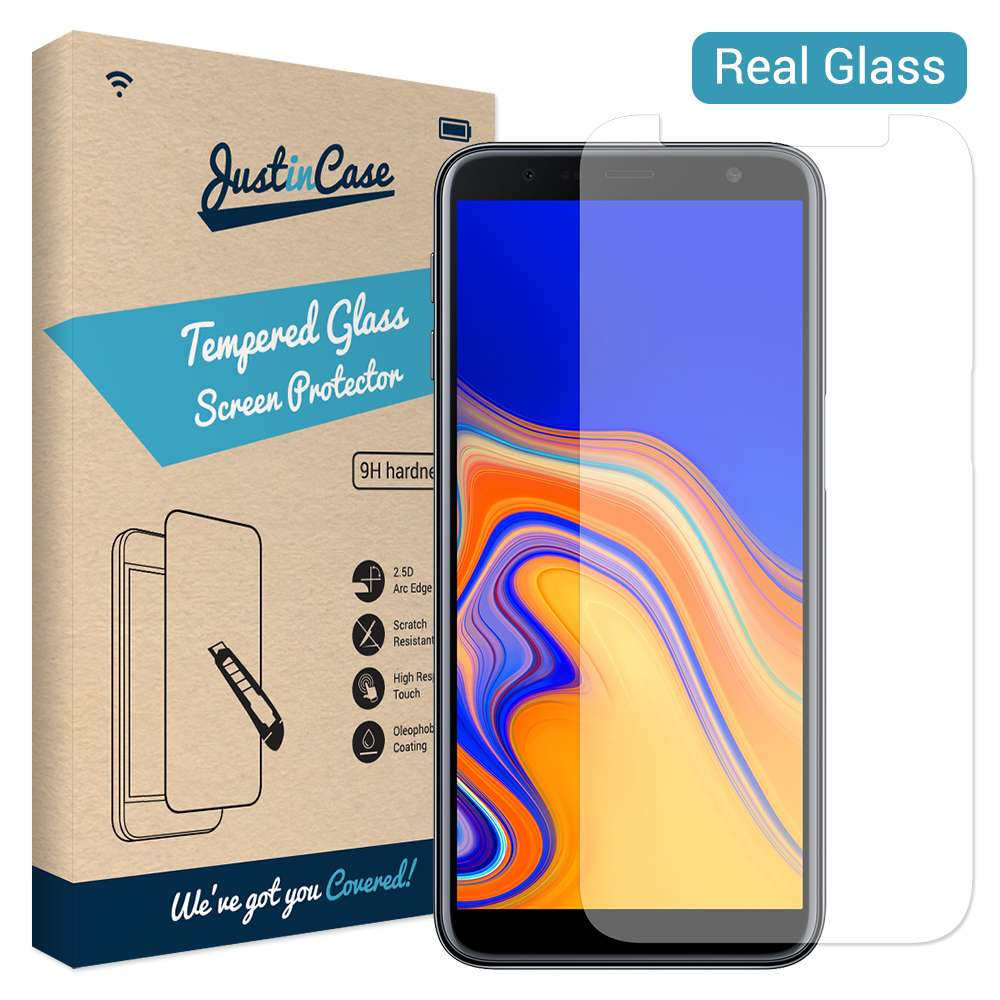 Just in Case Tempered Glass Samsung Galaxy J6 Plus