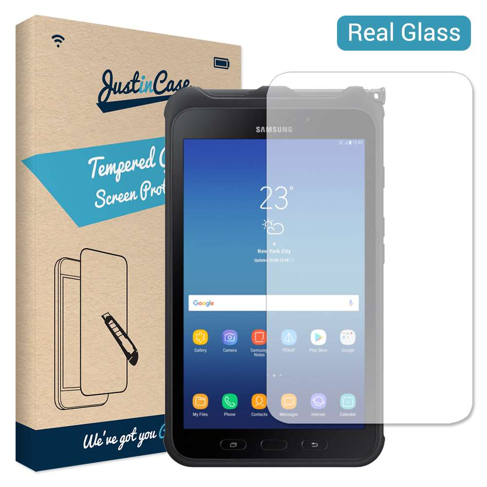 Just in Case Tempered Glass Samsung Galaxy Tab Active2