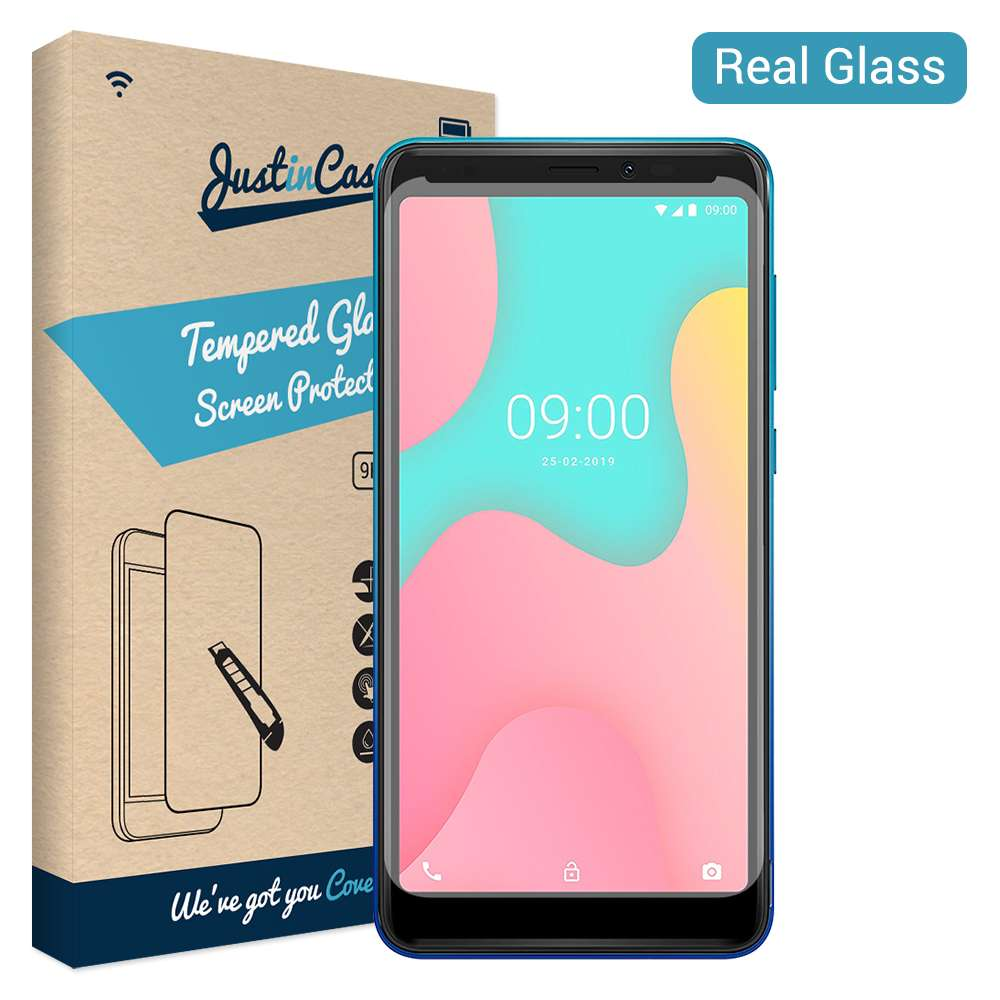 Just in Case Tempered Glass Wiko Y60