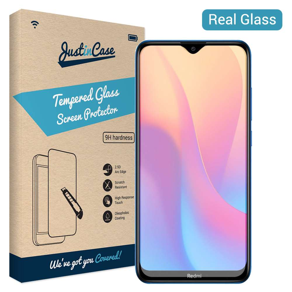 Just in Case Tempered Glass Xiaomi Redmi 8 / 8A