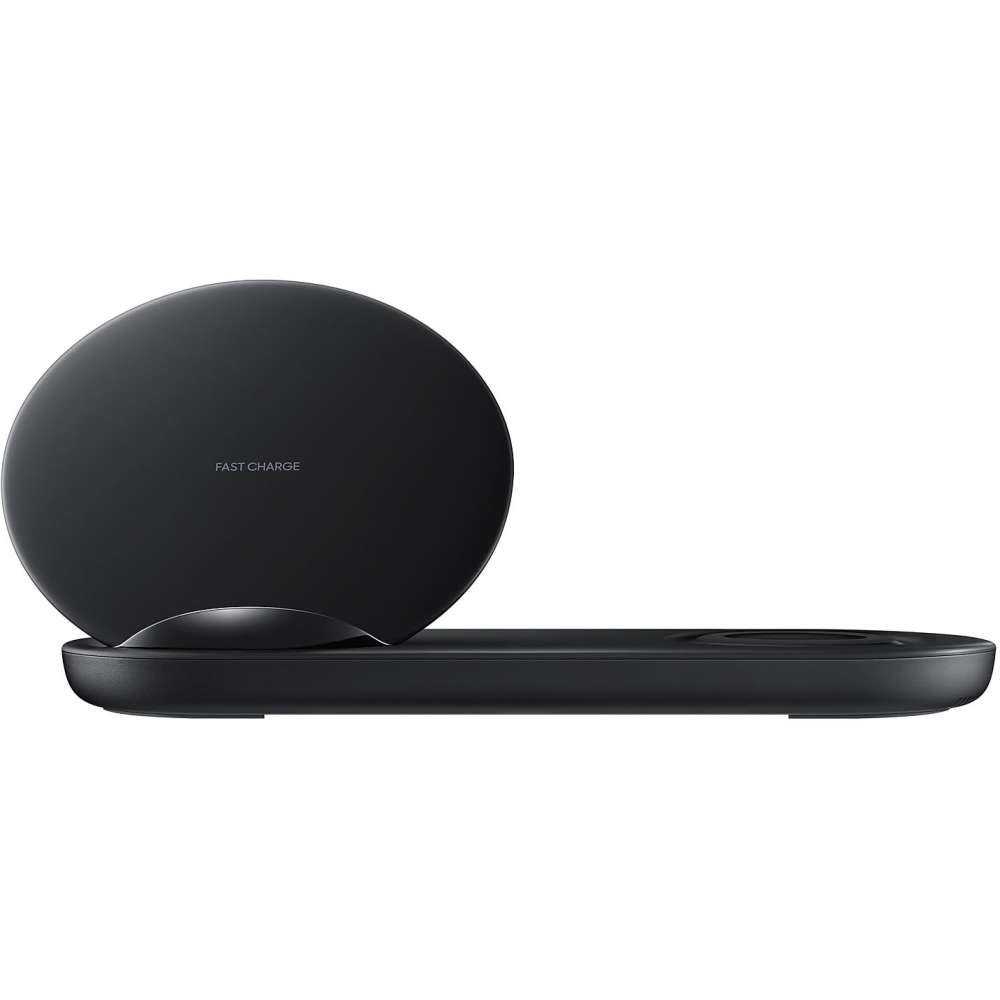 Samsung Wireless Charger Duo (Black) (EP-N6100TB)