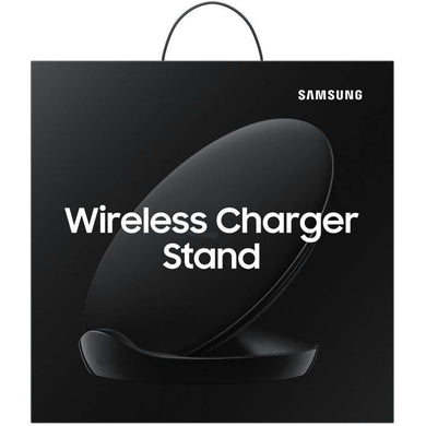 Samsung Wireless Charger Stand (Black) (EP-5100BB)