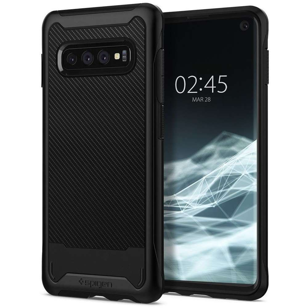 Spigen Hybrid NX Case Samsung Galaxy S10 (Black) 605CS25663