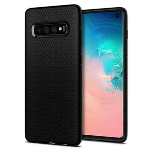 Spigen Liquid Air Samsung Galaxy S10 Case (Black) 605CS25799