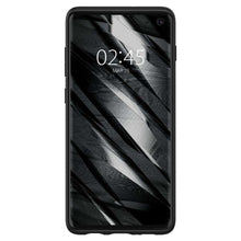 Load image into Gallery viewer, Spigen Liquid Air Samsung Galaxy S10 Case (Black) 605CS25799