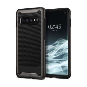 Spigen Hybrid NX Case Samsung Galaxy S10 Plus (Gunmetal) 606CS25657