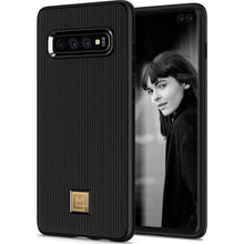 Load image into Gallery viewer, Spigen La Manon Classy Case Samsung Galaxy S10 Plus (Black) 606CS25785