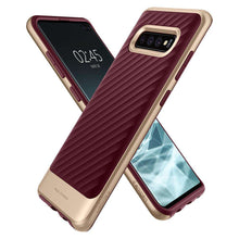 Load image into Gallery viewer, Spigen Neo Hybrid Case Samsung Galaxy S10 Plus (Burgundy) 606CS25775