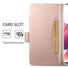Load image into Gallery viewer, Just in Case Samsung Galaxy S10 Plus Wallet Case Slimline - Rose Gold