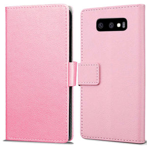 Just in Case Samsung Galaxy S10 Plus Wallet Case (Pink)