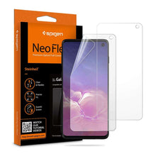 Load image into Gallery viewer, Spigen Neo Flex HD Screenprotector Samsung Galaxy S10 (2 Pack) - 605FL25696