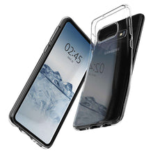 Load image into Gallery viewer, Spigen Liquid Crystal Case Samsung Galaxy S10e (Crystal Clear) 609CS25833