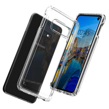 Load image into Gallery viewer, Spigen Ultra Hybrid Case Samsung Galaxy S10e (Transparant) 609CS25838