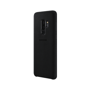 Samsung Galaxy S9 Plus Alcantara Cover (Black) - EF-XG965AB