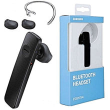 Load image into Gallery viewer, Samsung Mono Bluetooth Headset EO-MG920BB (Black)