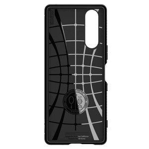Spigen Rugged Armor Case Sony Xperia 5 (Black) ACS00369