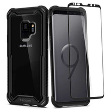 Load image into Gallery viewer, Spigen Hybrid 360 Series Samsung Galaxy S9 (Black) - 592CS23039