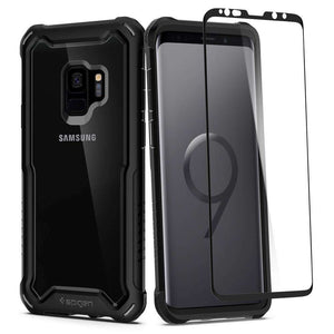 Spigen Hybrid 360 Series Samsung Galaxy S9 (Black) - 592CS23039