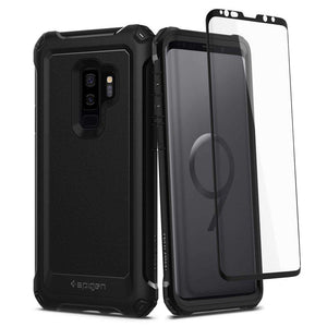 Spigen Pro Guard Series Samsung Galaxy S9 Plus (Black) - 593CS22983