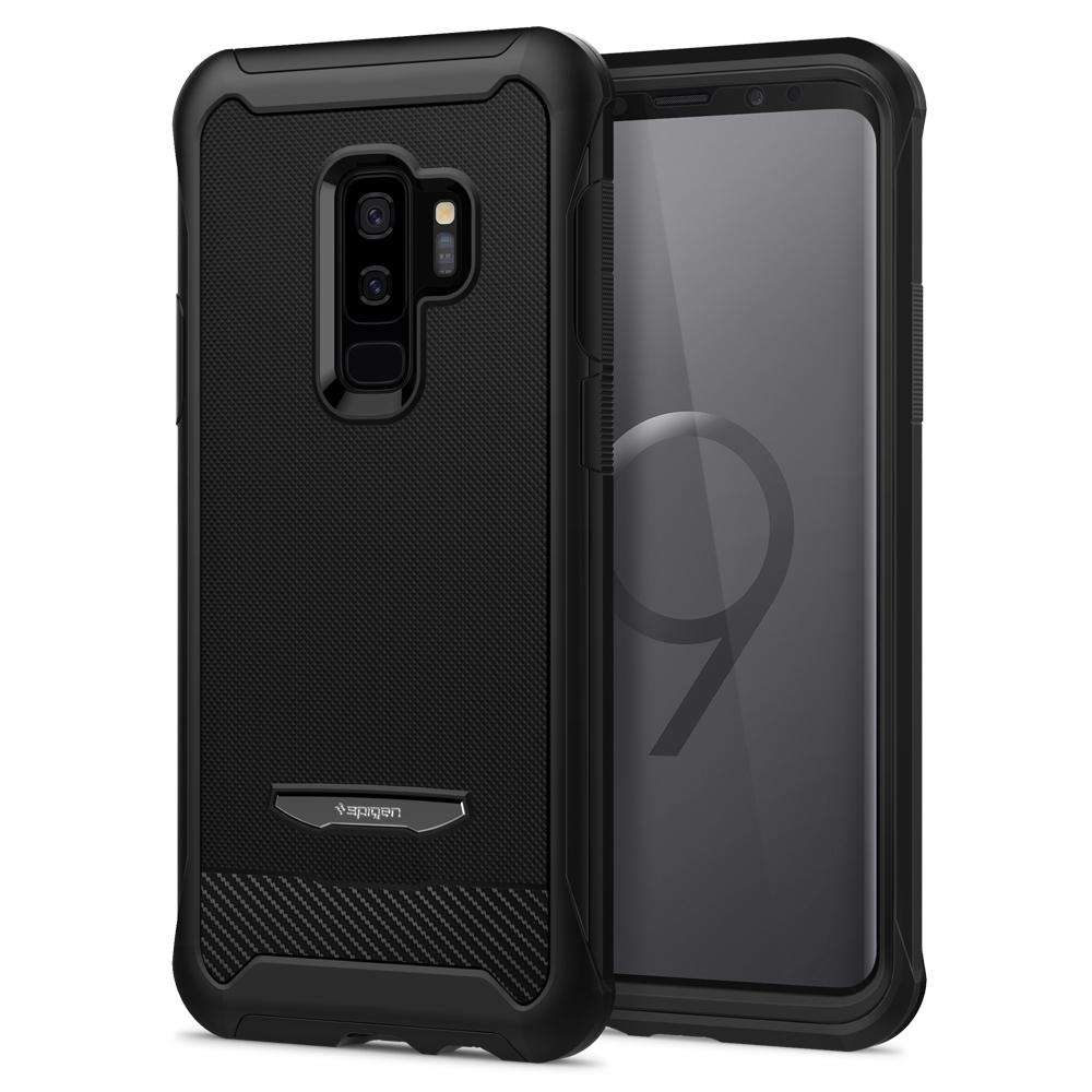 Spigen Reventon Series Samsung Galaxy S9 Plus (Black) - 593CS22979