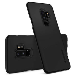 Spigen Thin Fit Samsung Galaxy S9 Plus Case (Black) - 593CS22908