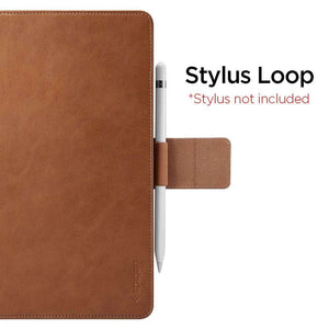 Spigen Stand Folio Apple iPad iPad Air 2019 Brown - 073CS26323