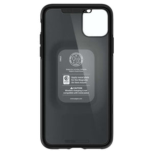 Spigen Thin Fit 360 Apple iPhone 11 Case met Tempered Glass - Black 076CS27071