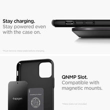 Load image into Gallery viewer, Spigen Thin Fit Air Apple iPhone 11 Pro Case (Black) - ACS00068
