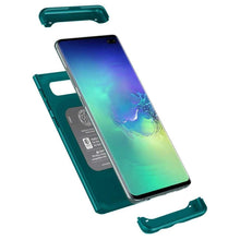 Load image into Gallery viewer, Spigen Thin Fit Classic Samsung Galaxy S10 Plus Case (Green) - 606CS26052