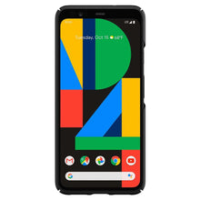 Load image into Gallery viewer, Spigen Thin Fit Google Pixel 4 XL Case (Black) - F25CS27545