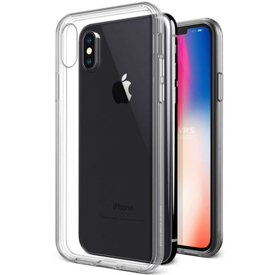 VRS Design Crystal Touch Series Apple iPhone Xs (Clear)