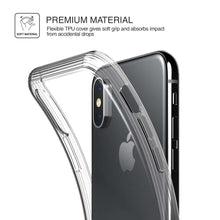 Load image into Gallery viewer, VRS Design Crystal Touch Series Apple iPhone Xs (Clear)