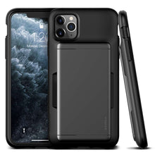 Load image into Gallery viewer, VRS Design Damda Glide Shield Case Apple iPhone 11 Pro Max (Steel Silver) - 907682