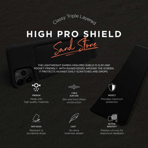 VRS Design High Pro Shield Series Apple iPhone 11 Pro Max (Sand Stone) - 907673
